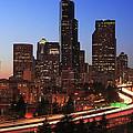 Seattle Traffic by Ross Murphy