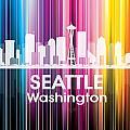 Seattle Wa 2 by Angelina Vick