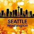 Seattle Wa 3 by Angelina Vick