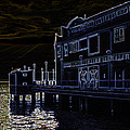 Seattle Waterfont by Michael Stitt