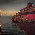 Seattle Waterfront by Thu Nguyen