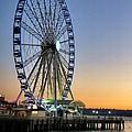 Seattle Wheel by Jim Romo