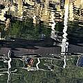 Seawalk Reflected by Cathy Mahnke