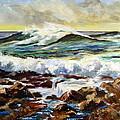 Seawall by Lee Piper