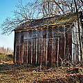 Secluded Barn Series by Greg Jackson