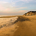 Secluded Beach by Brian OSullivan