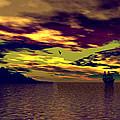 Secret Island by Mark Blauhoefer