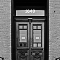 Sedgwick Street Old Town Chicago by Christine Till