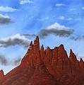 Sedona Arizona by Jody Poehl