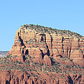 Sedona  Arizona  Mountain  Three by Carl Deaville