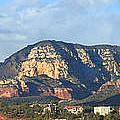 Sedona Arizona Panoramic by Mike McGlothlen