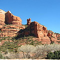 Sedona Red Rock  by Angela Bushman