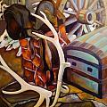 Sedona Still Life by Brenda Loschiavo