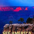 See America - Grand Canyon National Park by Ed Gleichman