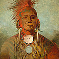 See Non Ty A An Iowa Medicine Man by George Catlin