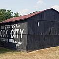 See Rock City Barn by Roger Potts