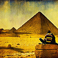 See The Pyramids - Egyptian Adventure by Mark E Tisdale