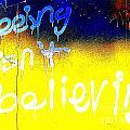 Seeing Isn't Believing by Ed Weidman