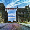 Seen Better Days Old Pabst Brewery Home Of Blue Ribbon Beer Since 1860 Now Derelict by Lawrence Christopher