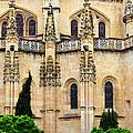 Segovia Cathedral by James Brunker
