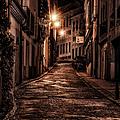 Segovia Predawn by Joan Carroll