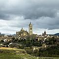 Segovia Surrounded by Lorraine Devon Wilke