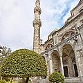 Sehzade Mosque 09 by Antony McAulay