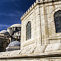 Sehzade Mosque Istanbul by For Ninety One Days