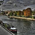 Seine Study Number One by Michael Kirk