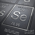Selenium Chemical Element by Science Picture Co