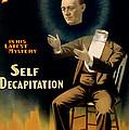 Self Decapitation by Terry Reynoldson