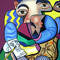 Self Portrait 101 by Anthony Falbo