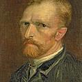 Self Portrait, 1886 by Vincent van Gogh