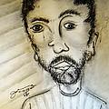 Self-portrait #2 by Jose A Gonzalez Jr