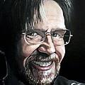 Self Portrait 2013 by Tom Carlton