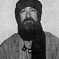 Self Portrait As Tuareg by Anthony Dalton