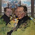 Self Portrait, C.1924 by Sir William Orpen