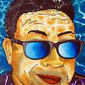 Self Portrait by Daniel Jean-Baptiste