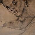 Self Portrait of Artist