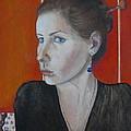 Self - Portrait by Sandra Gotautaite