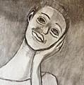 Self Portrait by Elaina Rochelle