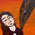 Self-portrait5 by Min Zou