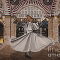 Selimiye Dervish by Carol Bostan