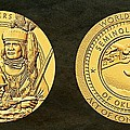 Seminole Nation Code Talkers Bronze Medal Art by Movie Poster Prints