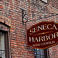 Seneca Harbor Wine Center by Frozen in Time Fine Art Photography