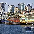 Sensational Seattle by Brenda Kean