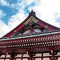 Sensoji Temple by Guy Whiteley