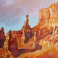 Sentinel - Bryce Canyon by Filip Mihail