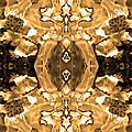 Sepia Bag Fairies 4 by Deprise Brescia