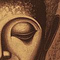 Sepia Chalk 1 by David Lange